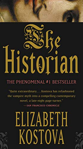 The Historian by [Elizabeth Kostova]