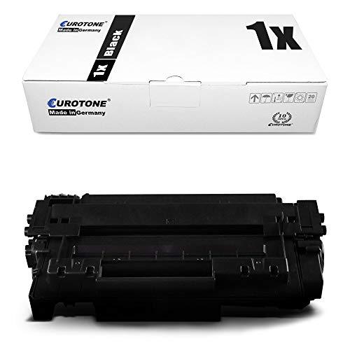 1x Eurotone kompatibler Toner für HP Laserjet 5200 TN L DTN ersetzt Q7516A 16A
