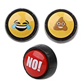 番号!ノベルティビッグレッド/おならボタンおならサウンド/笑うサウンドボタンデスクトップサウンドおもちゃ 親 同僚に最適ギャグジョーク