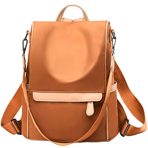 Charmore Women Travel Backpack Anti Theft Rucksack Nylon Waterproof Daypack Lightweight School Shoulder Bags
