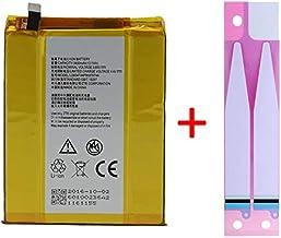 Battery + Adhesive Replacement for ZTE Grand X MAX 2 Z988 ZMAX PRO Z981 LI3934T44P8h876744 3400mAh Repair