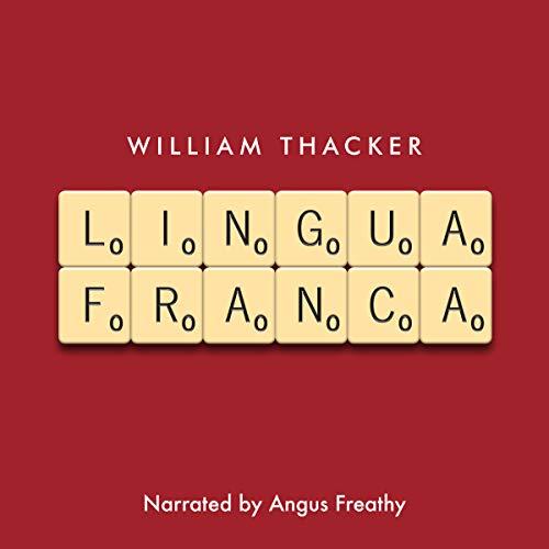 Lingua Franca audiobook cover art