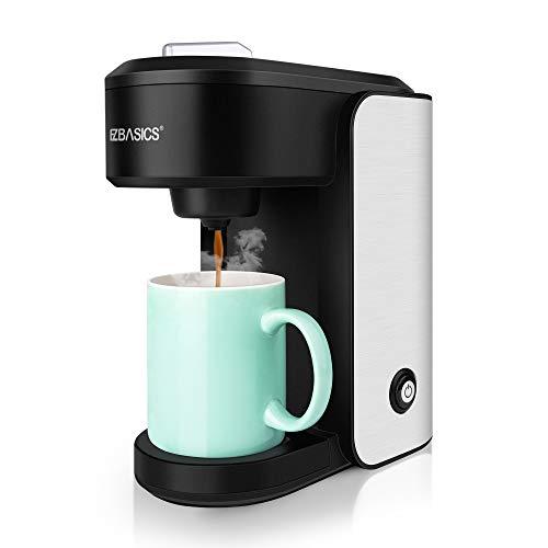 EZBASICS Single Serve Coffee Mak...