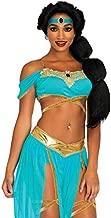 Leg Avenue Oasis Princess Costume - Medium - Blue (4-Piece)