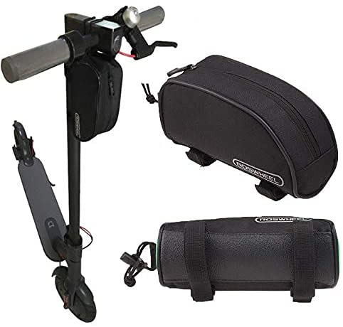 Theoutlettablet® Bolsa de Almacenamiento para Cecotec Patinete eléctrico Bongo Serie A Frontal Porta Herramientas, Cargador etc. Bolsa de Transporte
