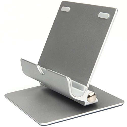 Smartphone houder ALIKEEY Nieuwe draaibare aluminium bed bureau-berg-standplaats houder voor iPad 2 3 4 lucht-tablet voor iPhone, iPad, Huawei, Samsung, Nexus, HTC