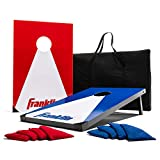 Franklin Sports Cornhole Set — Includes 2 36-Inch x 24-Inch Targets, 8 Regulation Bean Bags, and Carry Bag