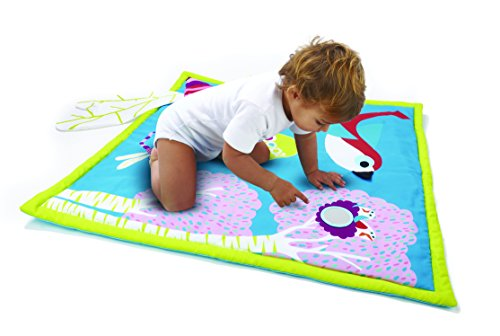 Oops ! 14004.31 Easy-Soft Toys Collection d'activité Tapis de Libellule