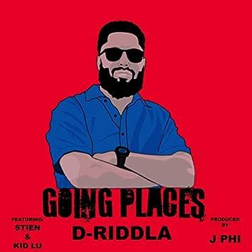Going Places (feat. Stien & Kid Lu)