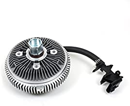 UPGRADED CNN645 NEW Electronic Thermal Cooling Fan Clutch (5 Pins) for 2002-09 GM 4.2L (256) 5.3L (323) 6.0L (364) Buick Chevrolet GMC Isuzu Saab