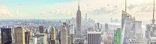 Papermoon New York Vlies Fototapete 350x100cm