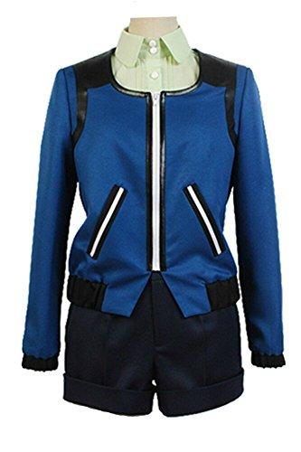 Kostüm Cosplay Hemd Mantel Outfit Set Damen M
