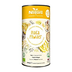 Increases energy levels, endurance and mood and also help with anxiety Bringing you a mineral rich powder suitable for men and women alike Raise libido and sex drive, increase energy levels Beautiful tasting product adds a wonderful nutty flavour to ...