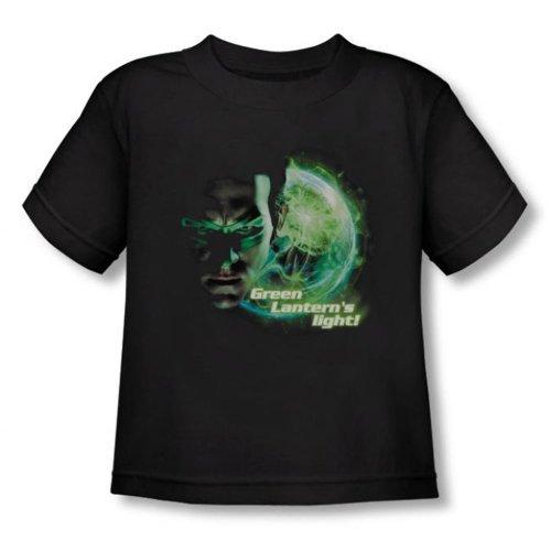 Green Lantern - - Méfiez-vous des tout-petits légers (vidéo) T-shirt In Black, 2T, Black