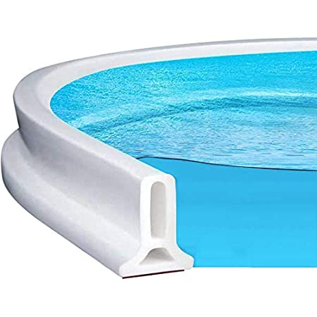 72 inches, white Shower Base Water stopper Dry And Wet Separation Silicone Shower Barrier Keeps Water Inside Shower Pan Collapsible Threshold Water Dam for Shower Stall