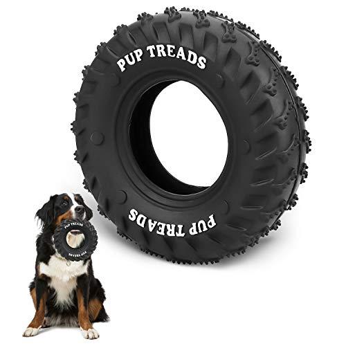 Dog Chew Toys, ZSTKEKE Dog Toys Indestructible Interactive Dog Toy for Big...