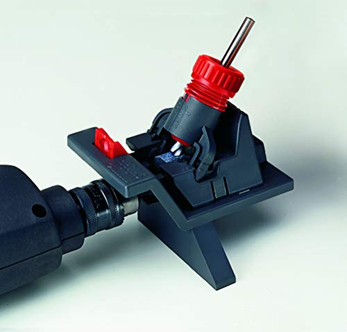 Multi-Sharp 2001 Universal-Bohrer- und Werkzeugschleifgerät, 3-13 mm Durchmesser (für: HSS-Bohrer, Holzflachbohrer, Holzspiralbohrer, Steinbohrer und SDS-Plus-Bohrer)