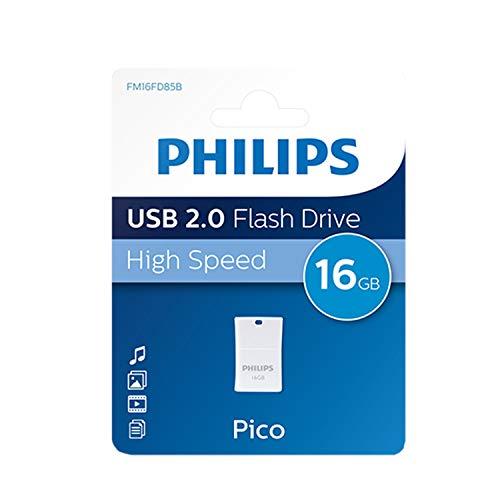 Philips Pico 2.1 - Memoria USB de 16 GB