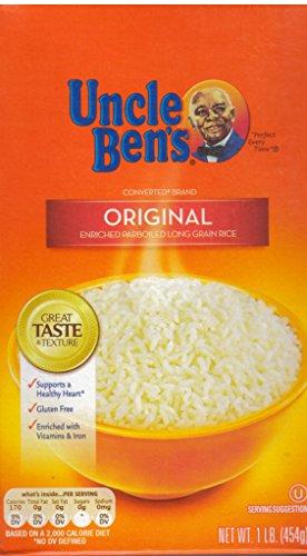 Uncle Ben's Original Converted Enriched Parboiled Long Grain Rice 16 oz