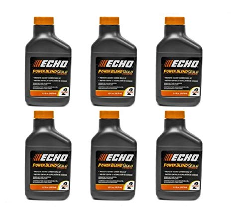 Echo 6450002 PK6 2 Gallon Power Blend Oil Mix