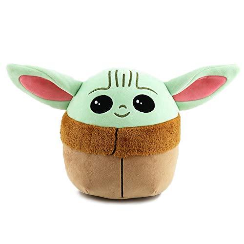 Disney Mandalorian Baby Yoda Peluche De Juguete Star Wars Kawaii Niños Almohada Cojín Muñeca Decorativa Regalo Creativo para Niños