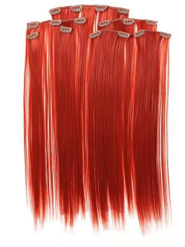 Prettyland no electrostática Extensión cabello