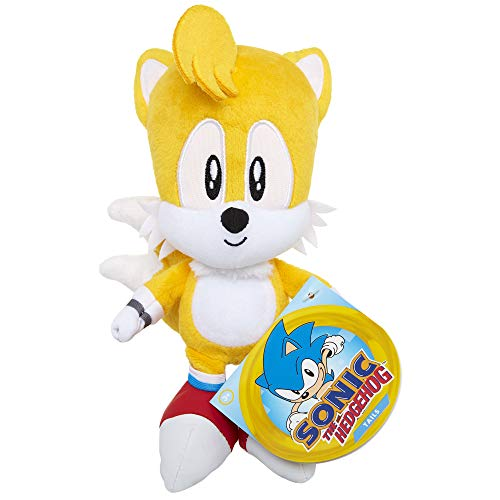 Sonic The Hedgehog 7' Tails Plush Figure