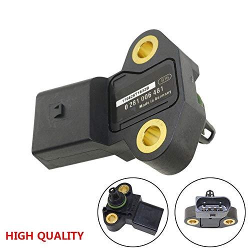 4BAR admisión de aire de presión de empuje del sensor de MAP remitente en forma for el Mercedes-Benz Actros MP2 MP3 ATEGO AXOR 2 0041537028 0101535328