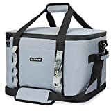 GARDRIT 60 Can Large Cooler Bag - Collapsible Insulated Lunch Box,...