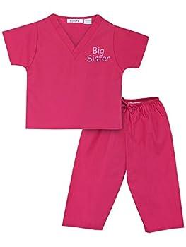 Best big sister scrubs Reviews