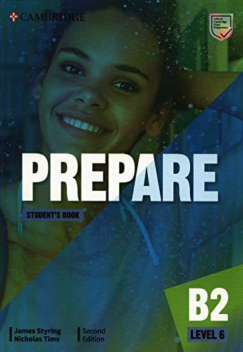Prepare Second edition. Student's Book. Level 6 (Cambridge English Prepare!)