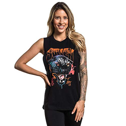 Sullen Clothing Muscle Tank Top - Mashkow Panther M