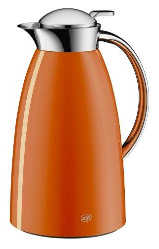 Alfi Gusto Aluminium Carafe, 33-Ounce, Orange