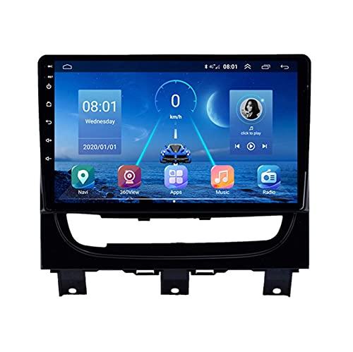 W-bgzsj Sistema Android de 9 Pulgadas para FIAT Strada Idea 2012-2016 AUTORADIO Car Radio Player con navegación GPS Radio estéreo Bluetooth Mirror Link Pantalla táctil (Color : 4 Cores 4G+WiFi:2+32G)