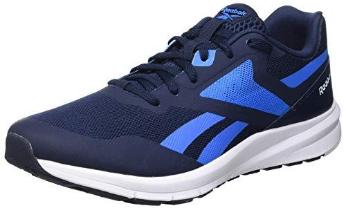 Reebok Runner 4.0, Zapatillas de Running Hombre, VECNAV/HORBLU/Blanco, 43 EU