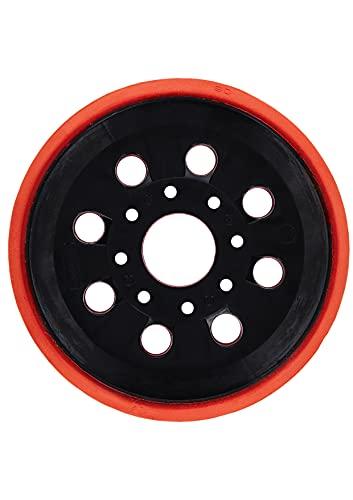 Bosch Professional 2608000714 Schleifteller Medium 12V-125 & GEX 18V-125, Ø 125 mm, Zubehör Exzenterschleifer