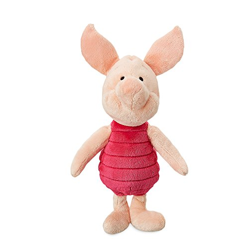Disney Piglet Plush - Winnie The Pooh - Medium - 14 ½ Inches