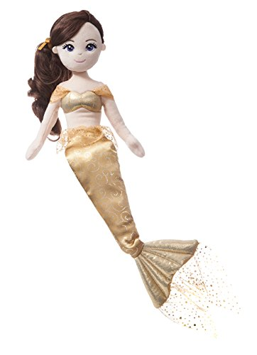 Aurora World 09991 Sea Sparkles – Eve 18 in (Gold)