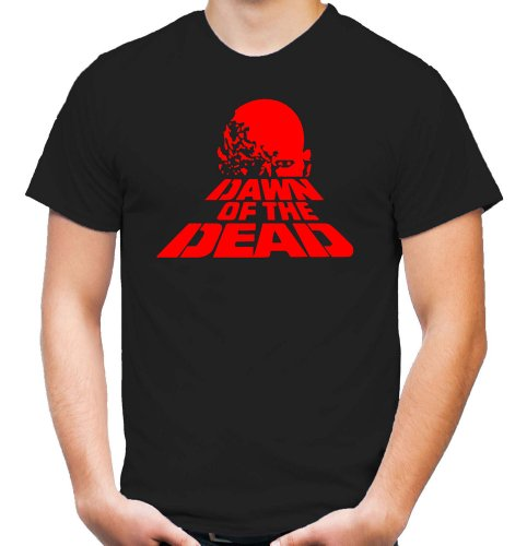 Dawn of the dead T-shirt | Horror | SAW | Zombie | psycho | Michael Myers | Freddy | Jason | mannen | Halloween | kostuum | Het | cult