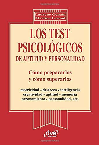 Libro test psicológicos