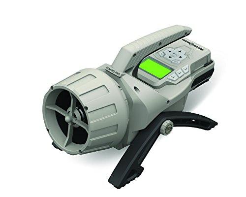 Western Rivers Electronic Game Call-400 pre-loaded calls with remote, Bluetooth capablilty