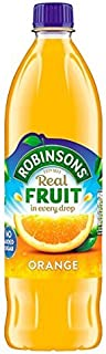 Robinsons Orange NAS 900ml (3 Pack)