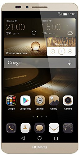 Huawei Ascend Mate 7 Premium ohne Vertrag amber-gold