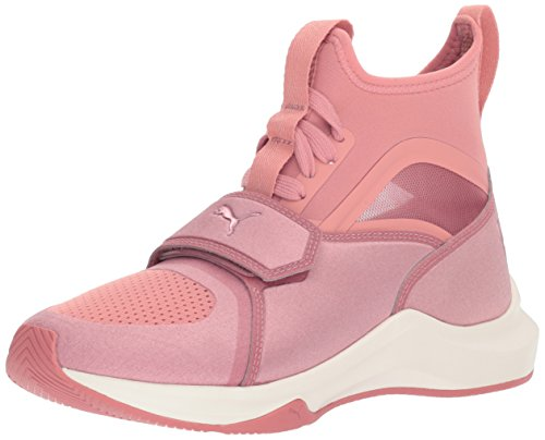 PUMA Damen Phenom Wn Turnschuh, Cameo Brown-Whisper Weiß, 38 EU