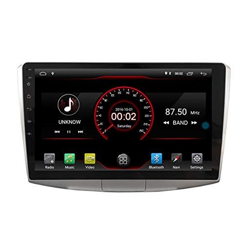 Autosion Android 10 Car DVD de voiture GPS Radio Head Unit stéréo multimédia pour Volkswagen Passat CC 2008 2009 2010 2011 2012 2013 2014 Passat B6 2006 - 2014