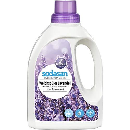 Sodasan Bio wasverzachter Lavendel 6 x 750 ml (6 x 750 ml)