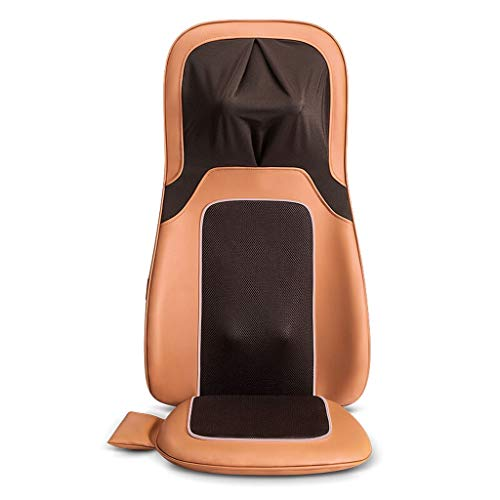Find Discount JUFU Massage Cushion, Cervical Massage Cushion Neck Shoulder Waist Massage Chair Massa...