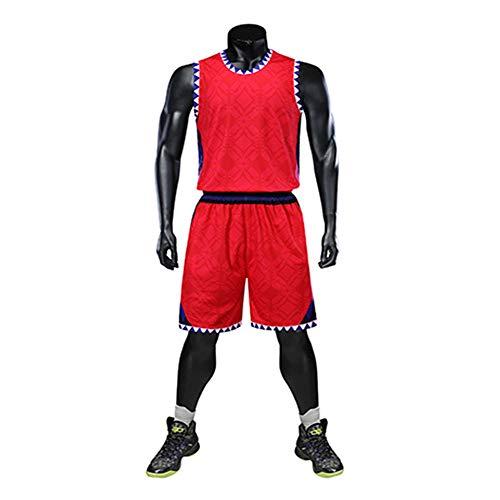 LHDDD NBA Baloncesto Uniformes Traje baile hombre