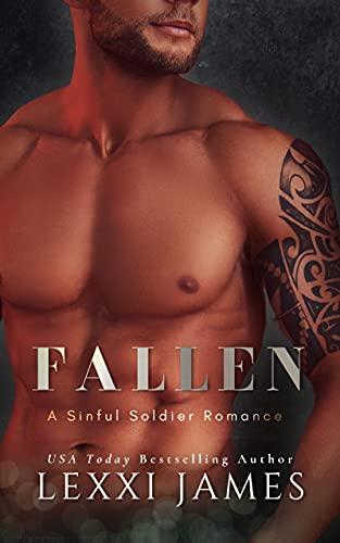 Couverture du livre Fallen (Sinful Soldier Romance Book 1) (English Edition)