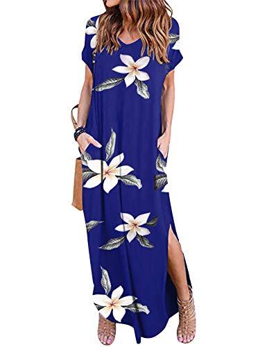 Lista de los 10 más vendidos para vestidos azul rey cortos